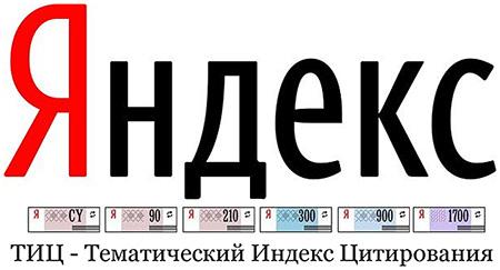 ТИЦ Яндекс